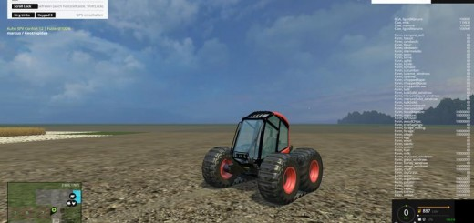 OLBERT SILAGE COMPACTOR SW 300 | Farming Simulator 2019 mods