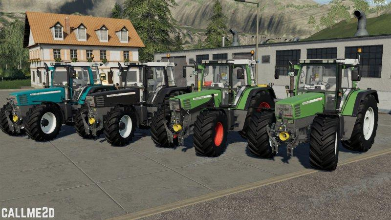 Fendt Favorit 500 V1 0 FS19