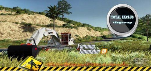 Excavators & Forklifts | Farming Simulator 2019 mods, Farming
