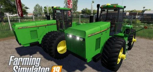 John Deere | Farming Simulator 2019 mods, Farming Simulator