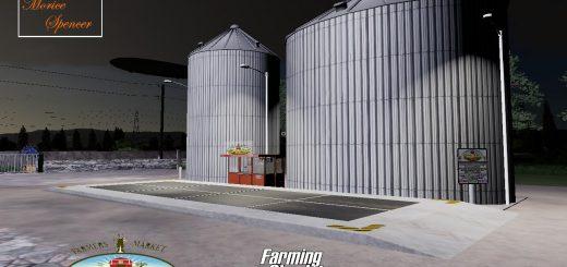 Silo | Farming Simulator 2019 mods, Farming Simulator 2017 mods, FS